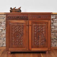 Granada 2 Drawer Cabinet | Wayfair