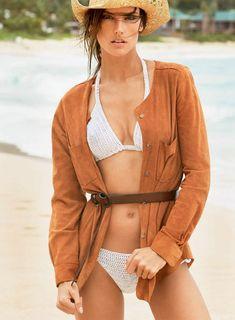 Alessandra Ambrosio by Patrick Demarchelier for Vogue Brazil