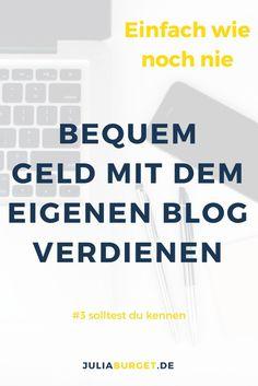 So einfach war es noch nie: Geld mit dem eigenen Blog verdienen... Online Business aufbauen, Online Business Tipps, Online Business Kurs, Online Business Tools, Online Business Website, Geld verdienen diy, Geld verdienen online, online Geld verdienen, Geld verdienen im Internet, Geld verdienen mit bloggen, Reichweite aufbauen, Blog Geld