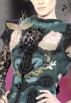 Christian Lacroix  *details are everything