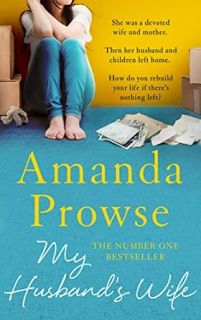 With Love for Books: Book Review - My Husband's Wife by Amanda Prowse
