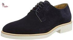 Footwear Studio - Náuticos para hombre, color marrón, talla 41.5