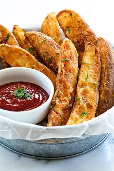 Jo Jo Potato Wedges are fries taken to a higher level. A great side for just about anything!