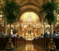 Absolutely beautiful!    St. John Cantius in Chicago