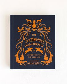If you haven't gotten your hands on a copy of G&G's New York Times bestselling The Southerner's Handbook, now's the time to pick up this must-have tutorial on living the good life, whether you're below the Mason-Dixon or halfway across the globe. #southern #gardenandgun #gifts