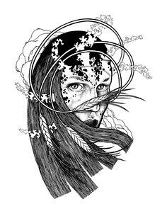 Wheat Woman by John Dyer Baizley