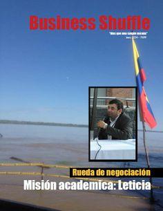 revista volumen 1 de negocios internacionales
