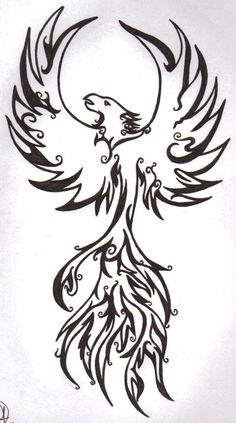phoenix-tattoo by smazat-do-kose on deviantART