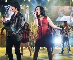 See the Glog! Demi And Joe, Camp Rock, Band Outfits, Disney Channel Stars, Childhood Movies, Disney Shows, Joe Jonas, Like Animals, Jonas Brothers