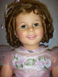 My Shirley Temple Doll