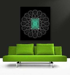Modern Islamic Art Islamic Art Pattern, Arabic Pattern, Pattern Art, Islamic Decor, Arabic Art, Islamic Architecture, Art Design, Types Of Art, Caligraphy