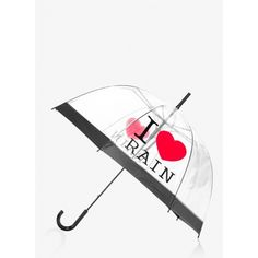 Parasolka I Love Rain Umbrella