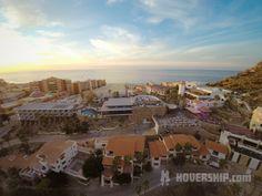 #SandosFinisterra #LosCabos #CaboSanLucas, Mexico - #Hovership
