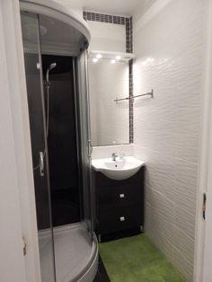 Panellakás felújítás - 53 nm-es panel felújítás előtt és után! - Lakások - Otthon Flat Design, Space Saving, Small Bathroom, Home Improvement, Bathtub, Mirror, Furniture, Home Decor, Modern Bathrooms