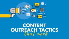 Get shares and links using these proven content outreach tactics. Detailed information on how to make your oureach campaign successful every time! Email Templates, Seo, Success, Goals, Content, Marketing