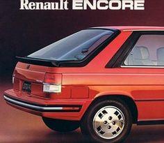 1980 AMC / Renault Encore