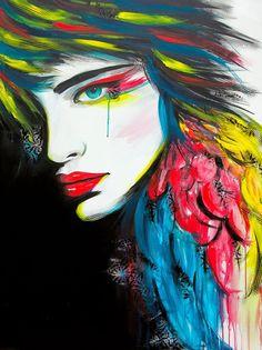 ♪ Arte de Emma Sheldrake