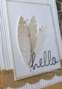 Hello - Four Feathers