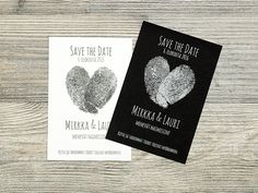Oikeesti yhdessä, Save the Date -kortti. http://www.nowandforever.fi/