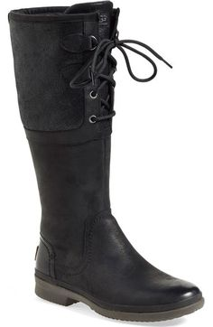 UGG® 'Elsa' Waterproof Boot (Women) available at #Nordstrom