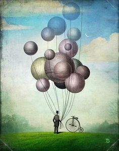 Those Who Wish To See the World by Christian Schloe.