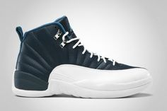 "Air Jordan Retro XII ""Obsidian"""