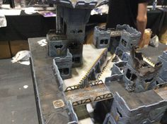 Mantic Deadzone terrain