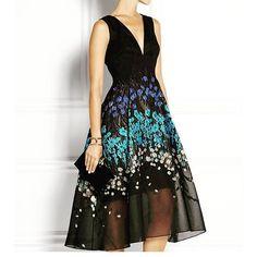 Monday staple: our new fil coupe midi dress @netaporter