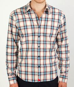 Untuckit Shirts Made To Be Worn Untucked Clothing I