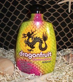 2011 Squeeze Dragonfruit Domination Bronzer Tanning Lotion
