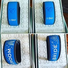 Special MagicBands appear for Disney Weddings brides and grooms – Disney MagicBand, MyMagic+, and FastPass+ collectables