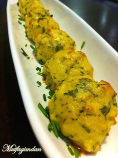 Patates puresinesik bir alternatif. Ustelik cok da lezzetli. Tarif tamamen bana ait :)not: (06 Ocak 2012)Bir ziyaretcim malesef hazirladigi harcin cok yumusak olmasindan ve kofte seklini almamasi…