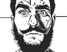 """/u/robtheirishman Gets Drawn"" http://on.be.net/1GRjXln"