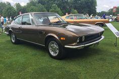 1970 Fiat Dino 2400 Concours of America