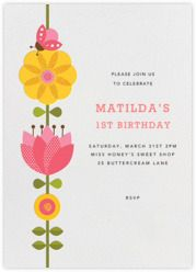 Invitations, both online and on paper - Paperless Post