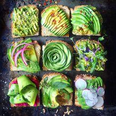Avocado everything !!! www.kaylaitsines.com/app