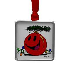 Happy Ornament Ornament An ornament ornament!