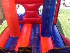 Bouncy Castle Hire, Dublin, Castles, Gallery, Roof Rack, Chateaus, Castle, Forts