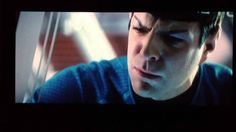 Star Trek Into Darkness, Kirk's Death Scene. I hope I didn't just ruin it for anyone who hasn't seen it yet... Oops!