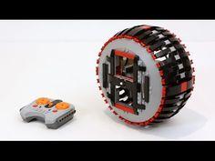 Sisyphus LEGO Kinetic Sculpture - YouTube