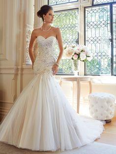 Sophia Tolli Wedding Dresses - Style Tilda