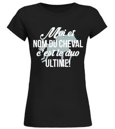 Horse t-shirt funny personnalisable nom cheval i love horses t-shirt - Art Of Equitation T Shirt Citations, Cool T Shirts, Tee Shirts, Only Fools And Horses, Valentine T Shirts, Valentines, Horse T Shirts, Equestrian Style, T Shirts With Sayings