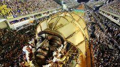 No Rio, Beija-Flor vence com 'Carnaval do ditador' - Entretenimento - Notícia - VEJA.com