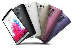 LG G3 premiera nowego smartfona od koreańskiego producenta #LG #LG_G3 #Android #simplicity