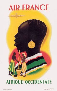 vintage african posters - Google Search
