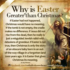 This is why Easter is my favorite holiday of the year. Christ has died. Christ is Risen. Christ will come again. For by GRACE are we Saved through Faith in CHRIST JESUS! Catholic Answers, Catholic Beliefs, Catholic Quotes, Catholic Prayers, Religious Quotes, Spiritual Quotes, Catholic Traditions, Catholic Lent, Mere Christianity