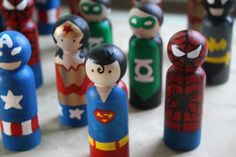 Calling All Superheroes « The Foodinista