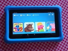 Amazon Fire Kids Edition #tablet #review