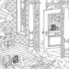 The Time Garden A Magical Journey And Coloring Book Daria Song