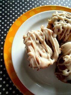 Pumpkin Cinnamon Rolls for Thanksgiving breakfast